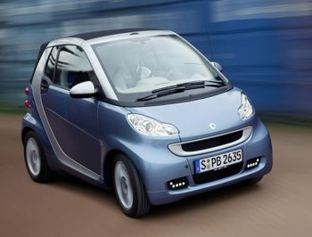 Smart CDi Turbo Diesel Tuning